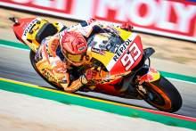 Marc Marquez, MotoGP, Aragon MotoGP 10 September 2021