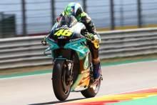 Valentino Rossi, Aragon MotoGP, 10 September 2021