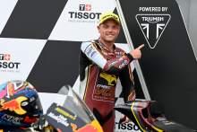 Sam Lowes, Moto2, Aragon MotoGP, 11 September 2021