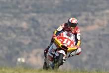 Nicolo Bulega, Moto2, Aragon MotoGP, 11 September 2021