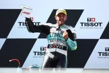 Dennis Foggia, Moto3 race, Aragon MotoGP, 12 September 2021