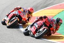 MotoGP Aragon: Hasil Lengkap Balapan dari Sirkuit Motorland