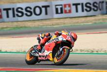 Marc Marquez, MotoGP race, Aragon MotoGP 12 September 2021