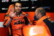 Danilo Petrucci, San Marino MotoGP, 17 September 2021