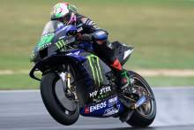 Factory Yamaha debut 'a day I will remember forever' - Morbidelli