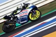 San Marino Moto3 Grand Prix, Misano - Qualifying Results