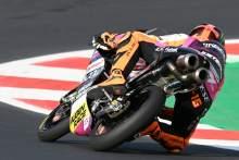 Andrea Migno, Moto3, San Marino MotoGP, 17 September 2021