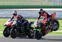Maverick Vinales, San Marino MotoGP, 18 September 2021