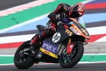 Jordi Torres, MotoE race, San Marino MotoGP, 18 September 2021