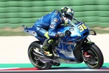 Joan Mir, San Marino MotoGP, 18 September 2021