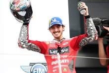 Francesco Bagnaia, San Marino MotoGP race, 19 September 2021