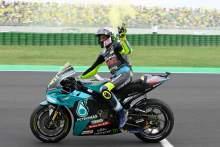Valentino Rossi, San Marino MotoGP race, 19 September 2021