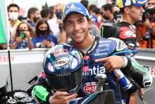 Enea Bastianini MotoGP race, San Marino MotoGP 2021