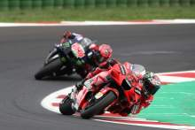 Francesco Bagnaia MotoGP race, San Marino MotoGP 19 September 2021