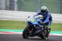 Joan Mir Misano MotoGP test, 21-22 September 2021