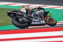 Pol Espargaro Misano MotoGP test, 21-22 September 2021