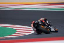 Marc Marquez Misano MotoGP test, 21-22 September 2021