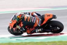 Raul Fernandez, Misano MotoGP test, 22 September 2021