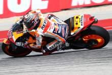 Marc Marquez, MotoGP, Grand Prix of the Americas, 1 October 2021