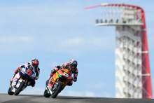 Raul Fernandez, Moto2, Grand Prix of the Americas, 1 October 2021