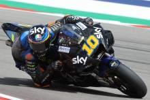Luca Marini, MotoGP, Grand Prix of the Americas, 1 October 2021