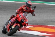 Francesco Bagnaia, MotoGP, Grand Prix of the Americas, 1 October 2021
