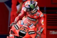 Francesco Bagnaia, MotoGP, Grand Prix of the Americas, 2 October 2021