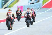 Pol Espargaro, Marc Marquez, Jack Miller, Brad Binder, MotoGP