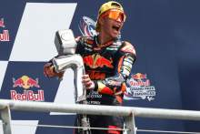 Raul Fernandez, Moto2 race, Grand Prix of the Americas, 3 October 2021