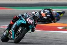 Andrea Dovizioso, Grand Prix of the Americas race, 3 October 2021