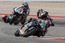 Enea Bastianini MotoGP race, Grand Prix Of The Americas, 3 October 2021
