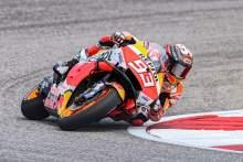 Marc Marquez, MotoGP race, Grand Prix of the Americas 3 October 2021