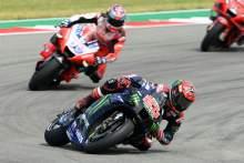 Fabio Quartararo, Grand Prix of the Americas race, 3 October 2021