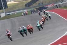 Izan Guevara, Moto3 race, Grand Prix of the Americas, 3 October 2021