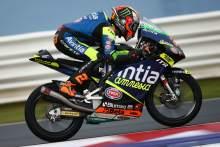 Niccolo Antonelli, Moto3, Emilia-Romagna MotoGP, 22 October 2021