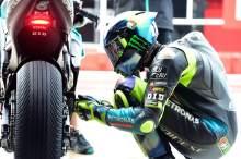 Valentino Rossi, Emilia-Romagna MotoGP, 22 October 2021