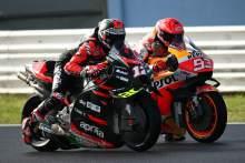 Maverick Vinales, Emilia-Romagna MotoGP, 22 October 2021