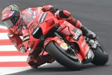 Francesco Bagnaia, Emilia-Romagna MotoGP, 23 October 2021