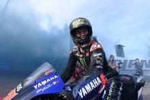 Fabio Quartararo, Emilia-Romagna MotoGP race, 24 October 2021