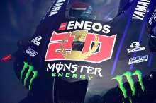 Fabio Quartararo, World Champion, MotoGP race, Emilia-Romagna MotoGP 24 October 2021