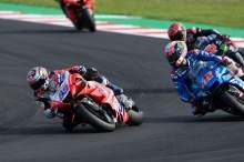 Jorge Martin, MotoGP race, Emilia-Romagna MotoGP 24 October 2021