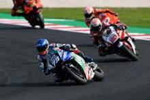 Alex Marquez, MotoGP race, Emilia-Romagna MotoGP 24 October 2021