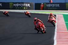 Francesco Bagnaia, MotoGP race, Emilia-Romagna MotoGP 24 October 2021