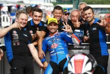 Moto2 Silverstone: Pole hat-trick for Pasini