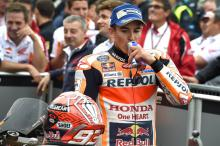 Marquez 'saddened' by grandstand jeers