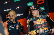 KTM to continue with current rider line-up in '18
