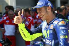 Rossi, Hamilton, Mercedes all get Laureus nominations
