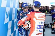 MotoGP Gossip: Lorenzo's respect for Rossi despite rivalry