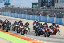 Six compound target for Michelin at Aragon