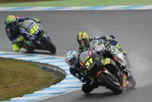 Rossi impressed by Tech 3 stand-in Nozane